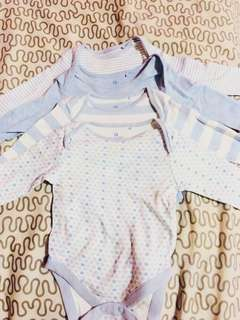 NEXT UK Baby Rompers Set