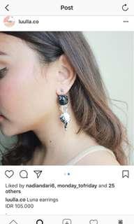 Luulla earing