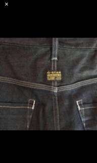 100% Authentic G Star Raw Jean