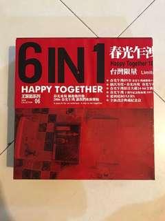 Happy Together 10th Anniversary boxset