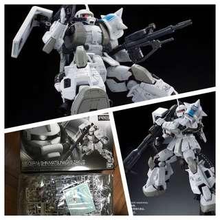 Gundam MS-06R-1A SHIN MATSUNAGA'S ZAKU II rg