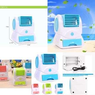 Mini aircon fan ❤️