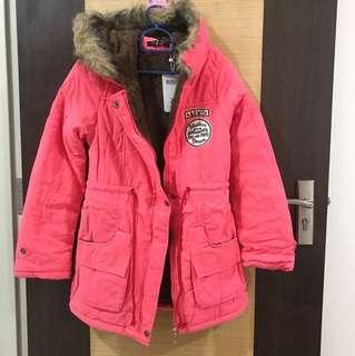 BNWT Sweet Pink Winter Jacket Coat