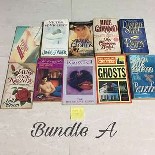 Books In Bundles Of 10.