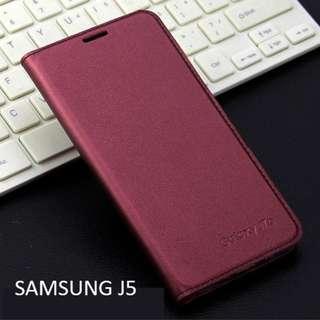 Samsung Galaxy J5 Smartphone Case Red Velvet