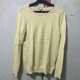 GAP Stripped Pullover