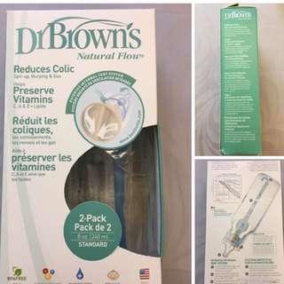 Dr.Brown 標準流量大奶瓶