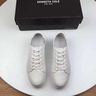 KENNETH COLE 休閑白鞋👟