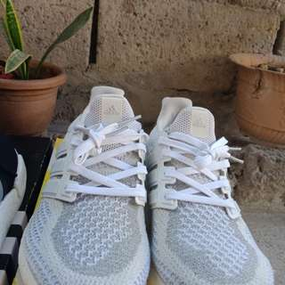 Ultraboost v2 limited edition reflective white