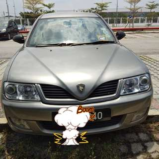 Proton Waja 2004 manual MMC