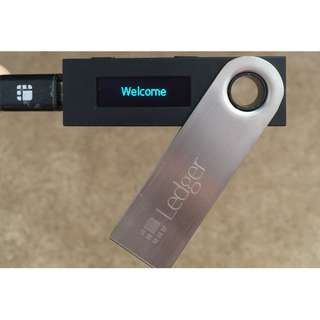 Ledger Nano S (ready stock)