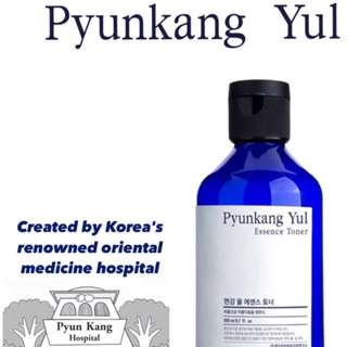 200ml Essence toner Pyunkang yul