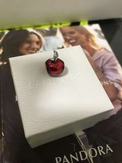 Pandora Disney Apple Charm