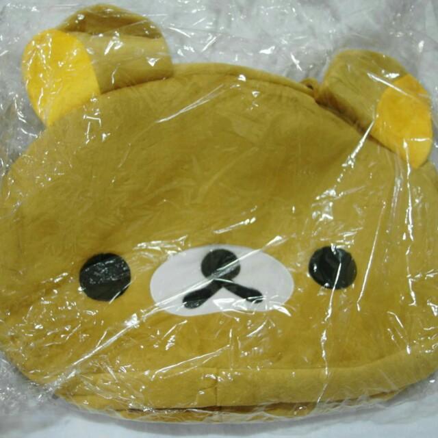 懶懶熊手提包