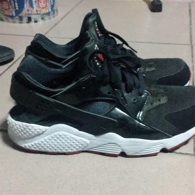 黑紅武士鞋