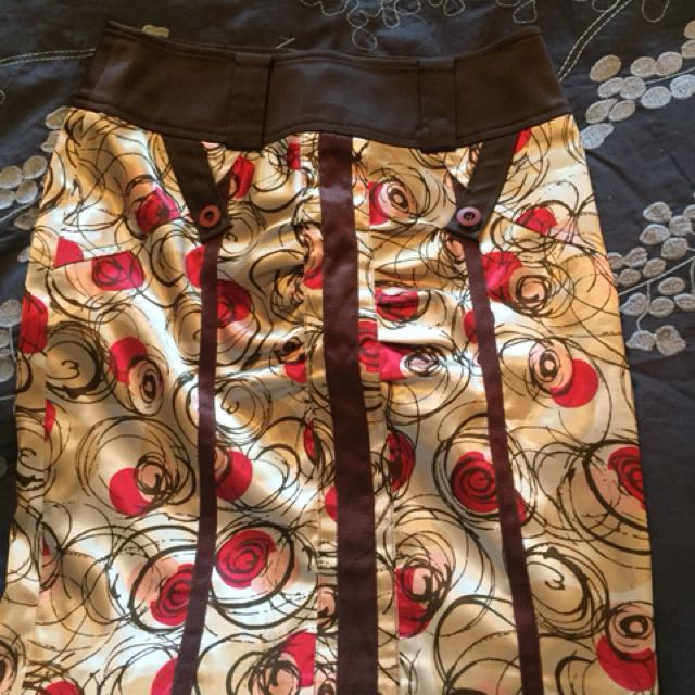 💜 Mirror Mirror skirt - made in Italy - gorgeous!