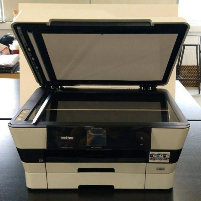 A3 Color Borderless Brother Printer MFC-J3720