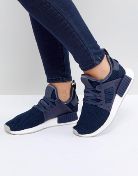 info for ab9b7 80a5f Adidas NMD XR1 W Womens - Trace Navy Blue, Women's Fashion ...