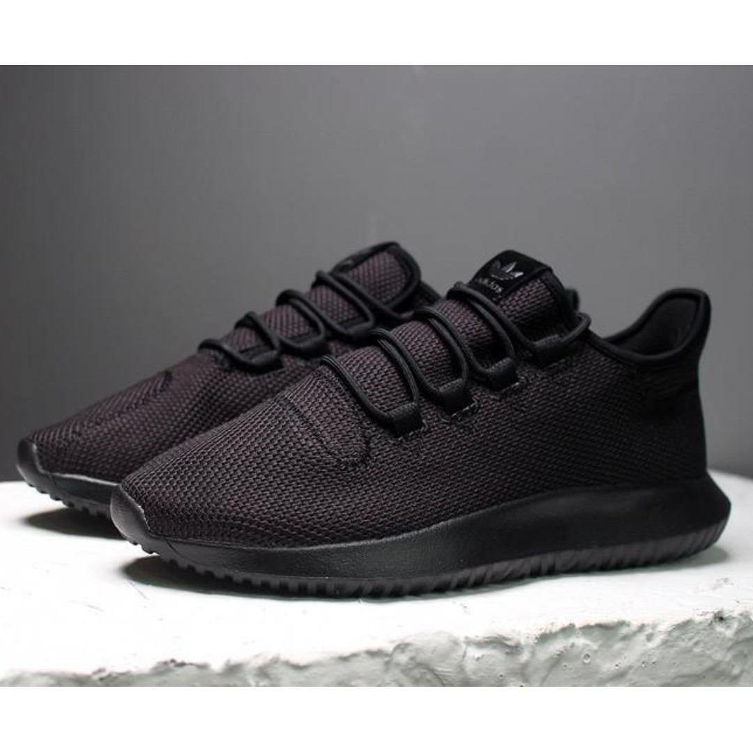 c39568f4ff5c Adidas Tubular Shadow Knit All Black