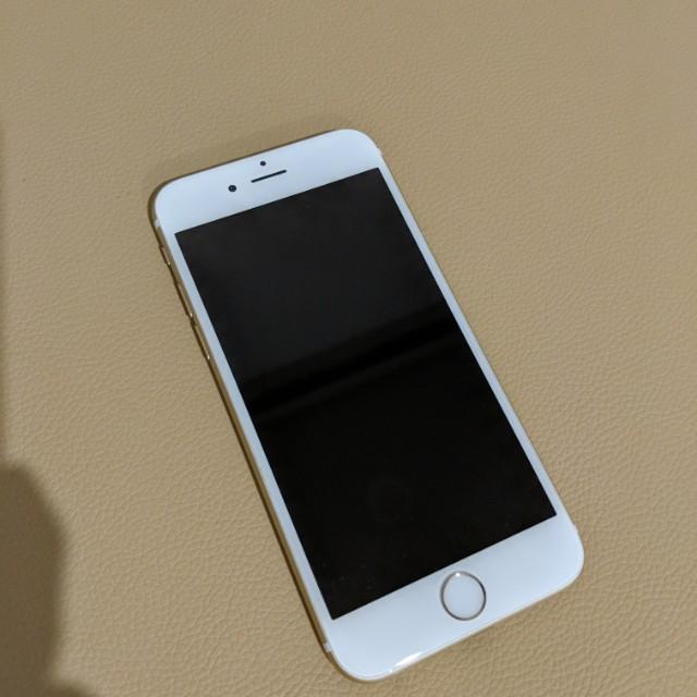 Apple iPhone 6 Gold 128GB - Used
