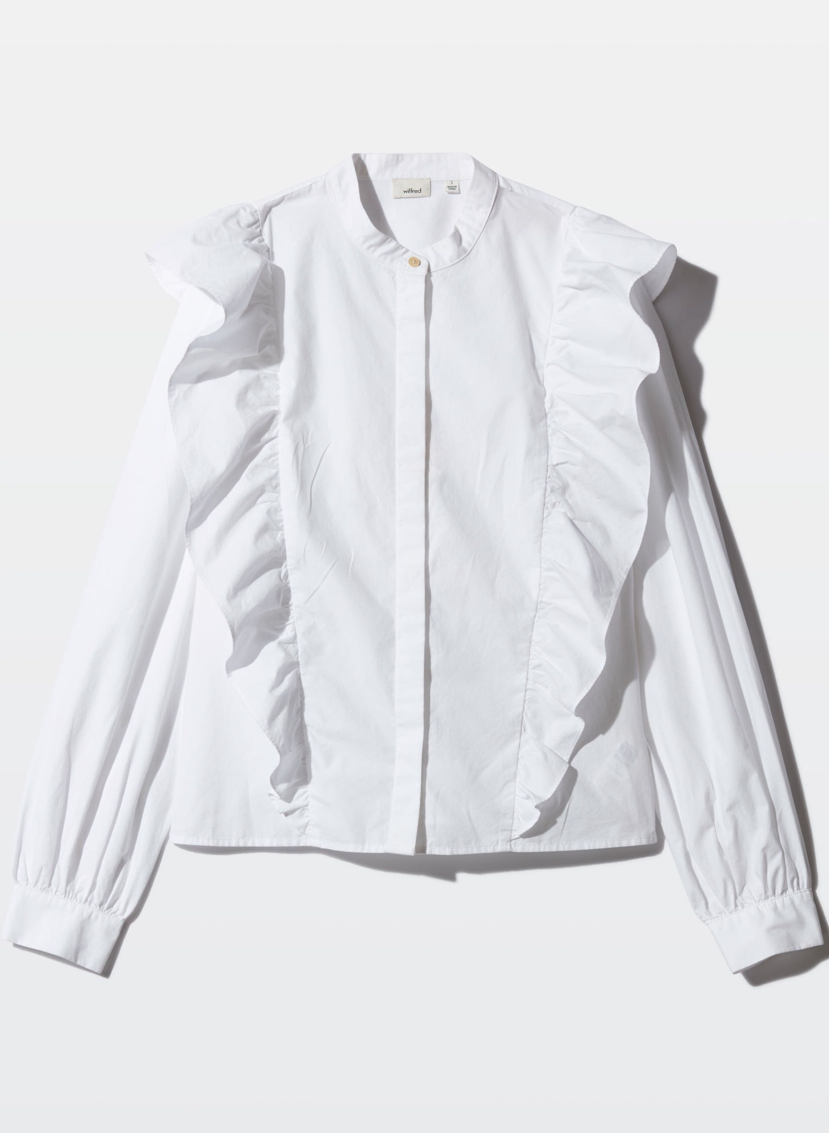 Aritzia - Wilfred Panthère blouse