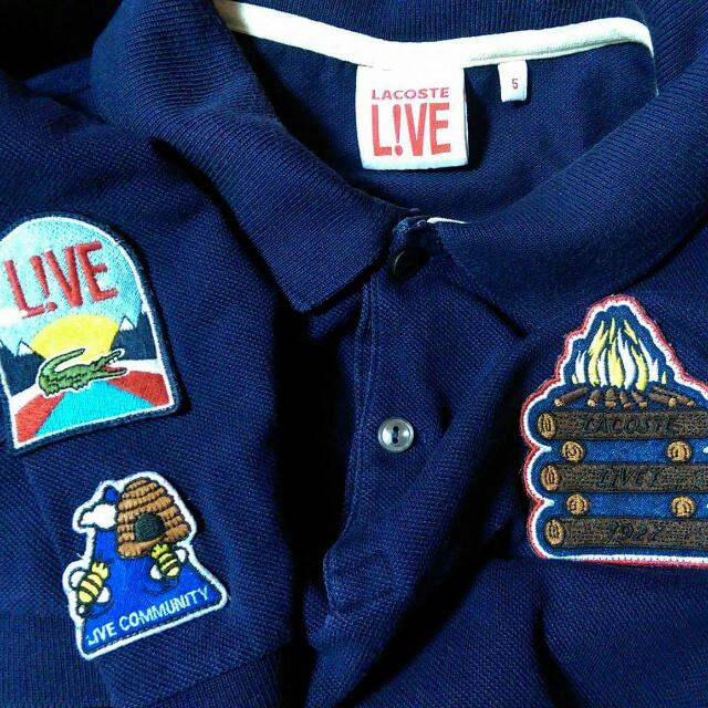 Limited On Shirt Lacoste Live Polo Lakeside Carousell Authentic Edition thxsQordCB