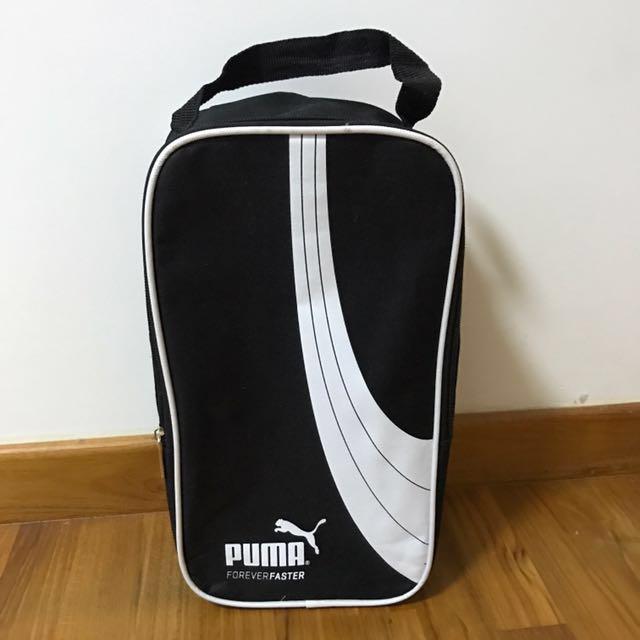 cbc8382ee337 Authentic Puma Shoe Bag