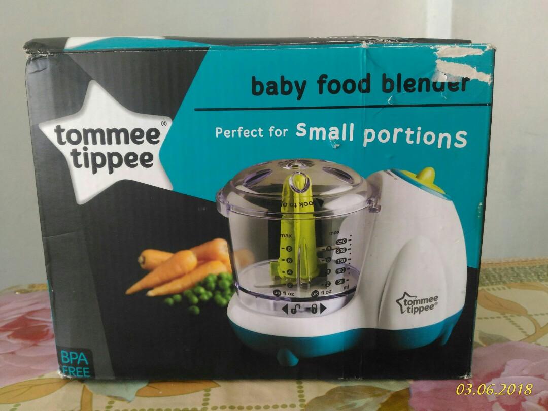 Baby Food Blender On Carousell