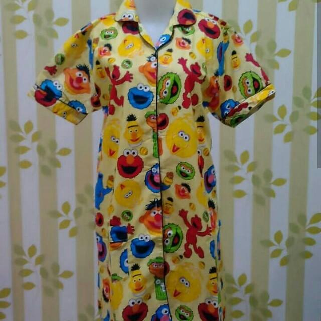 Baju tidur/Piyama Elmo Dress