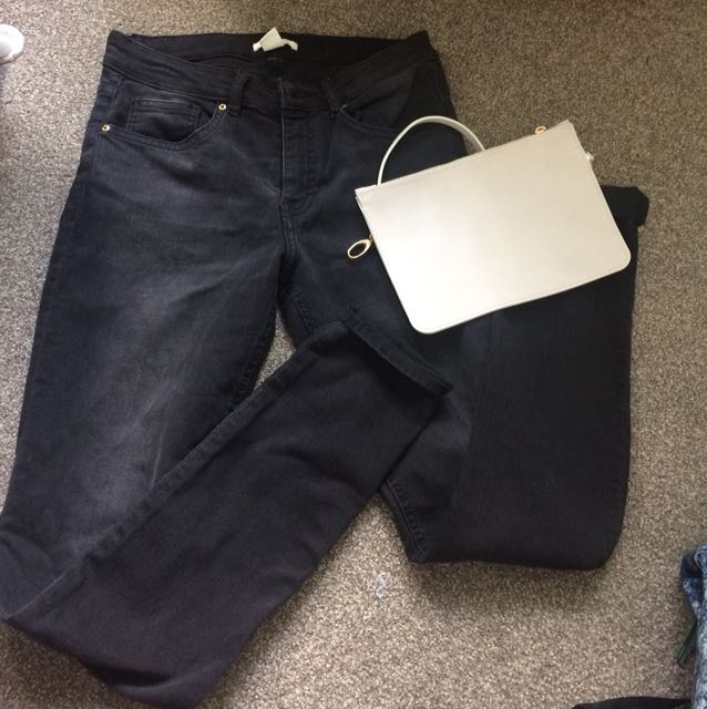 Black H & M jeans
