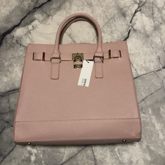 BNWT - Baby Pink Bag