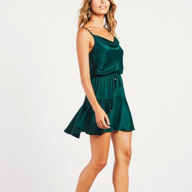 Brand new green dress