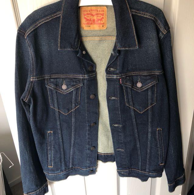 Brand new Levis denim jacket
