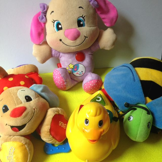 Branded Educational Toys for Babies to Toddler