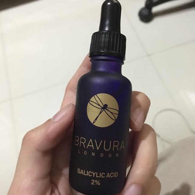 BRAVURA Salicylic Acid 2%