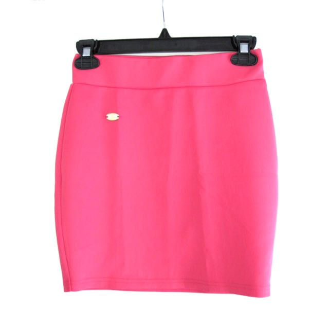 Candie's Pink Skirt