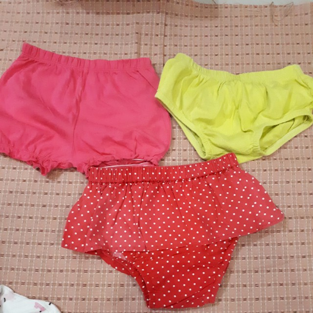 Carters bloomers