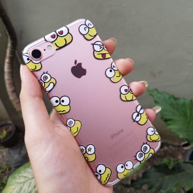 Case iphone 7 casing keroppi