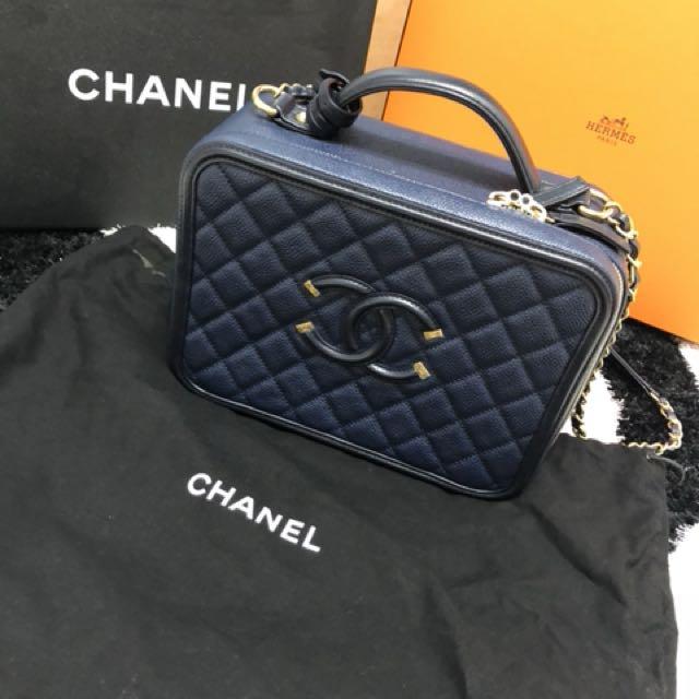 Chanel 相機包