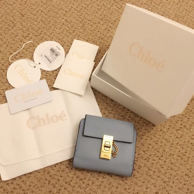 Chloe Drew Square Wallet - AUTHENTIC