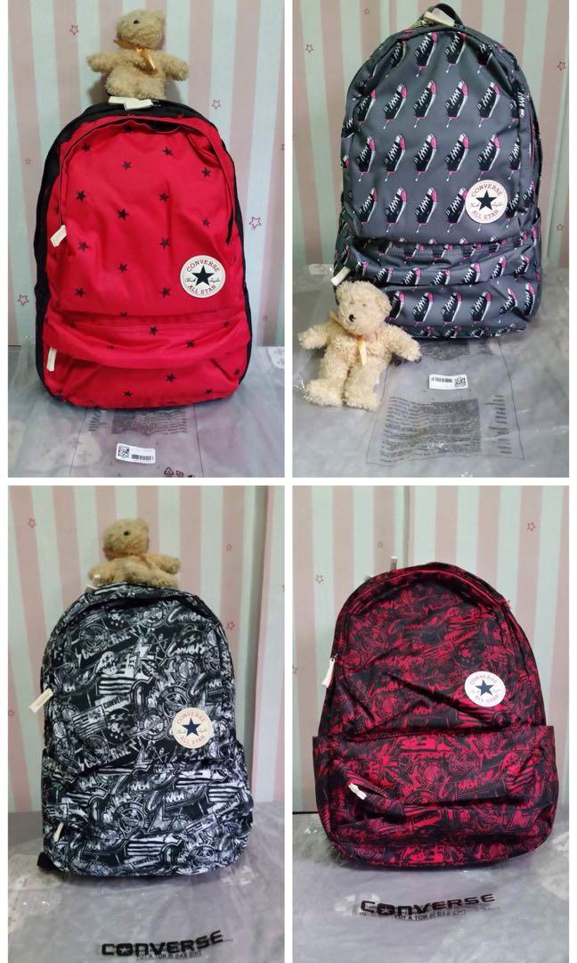 d7e3e82d8201 Converse Backpack 💯 % Authentic ❤ 🎀
