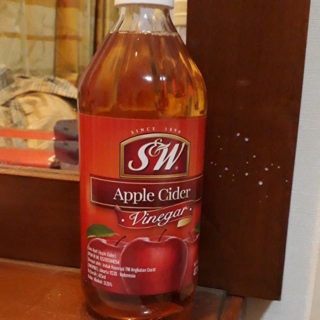 Cuka Apel S&W