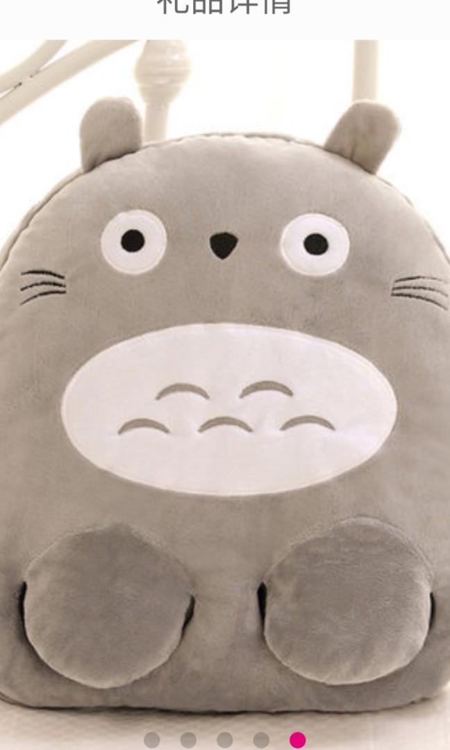 c2faaef60 Totoro feet warmer (USB), Health & Beauty, Hand & Foot Care on Carousell