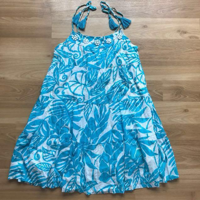Cute loose beach dress
