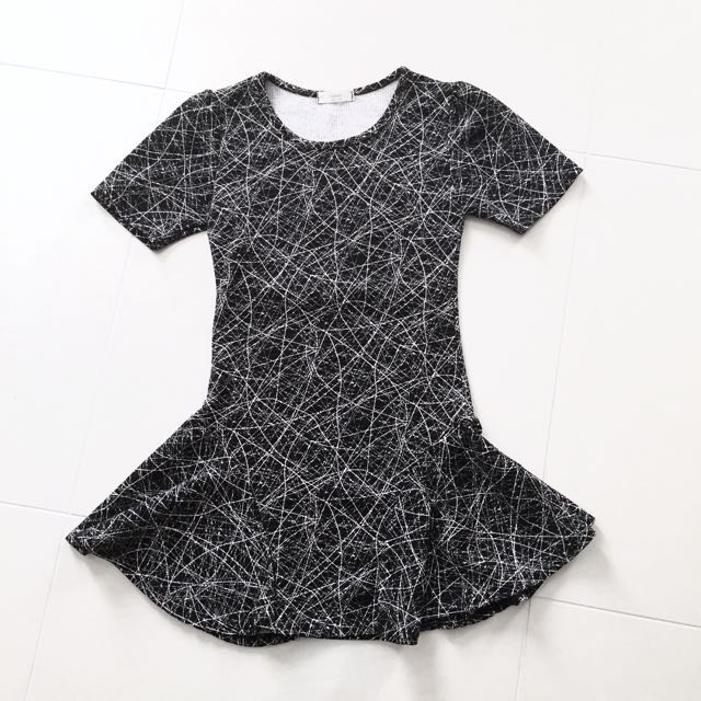 Cute Summer Mini Dress