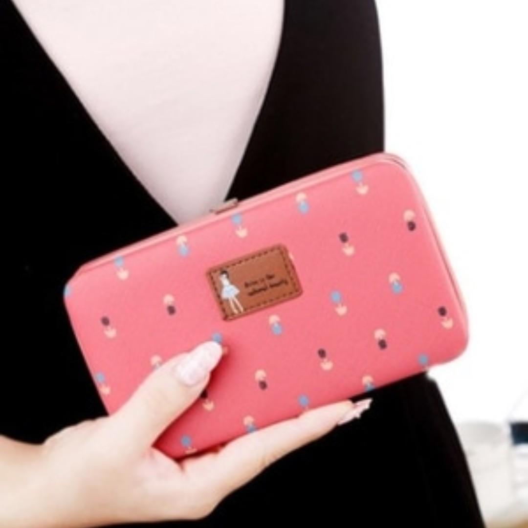 PU508 Dompet wanita purse wallet fashion korean style HENGSHENG H8483. Source · photo photo .