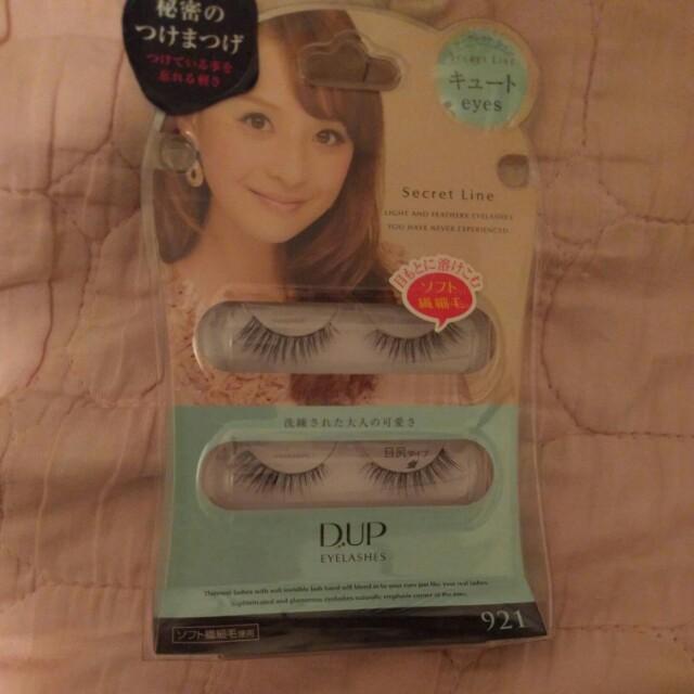 Dup eyelashes - style 921
