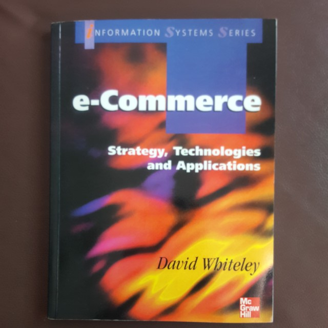 E commerce by david whitely books stationery fiction on carousell fandeluxe Images