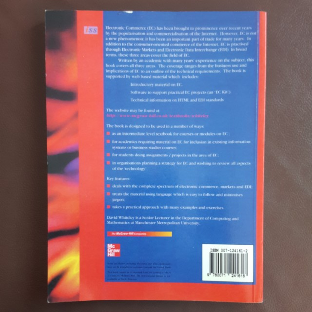 E commerce by david whitely books stationery fiction on carousell fandeluxe Choice Image