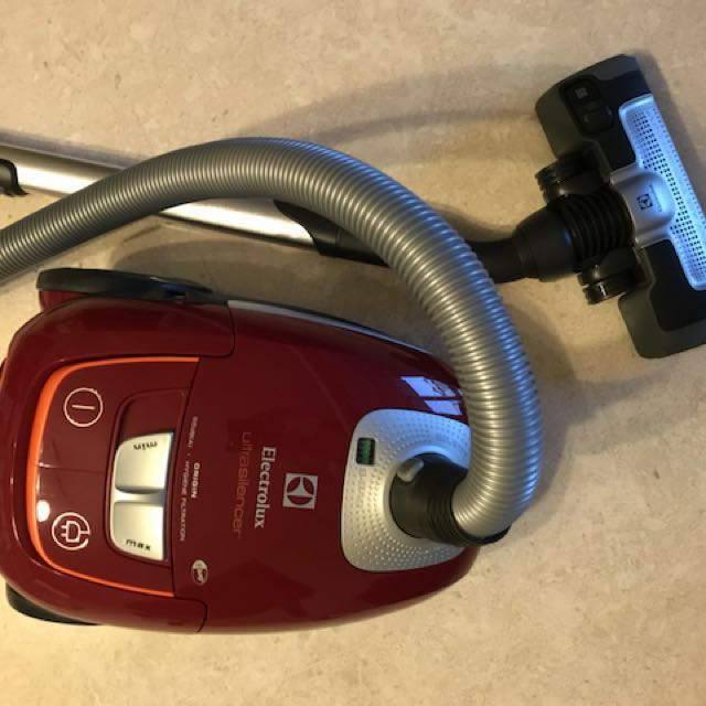 Electrolux Ultrasilencer Vacuum Cleaner